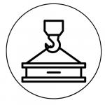 Símbolo de fijación a metal